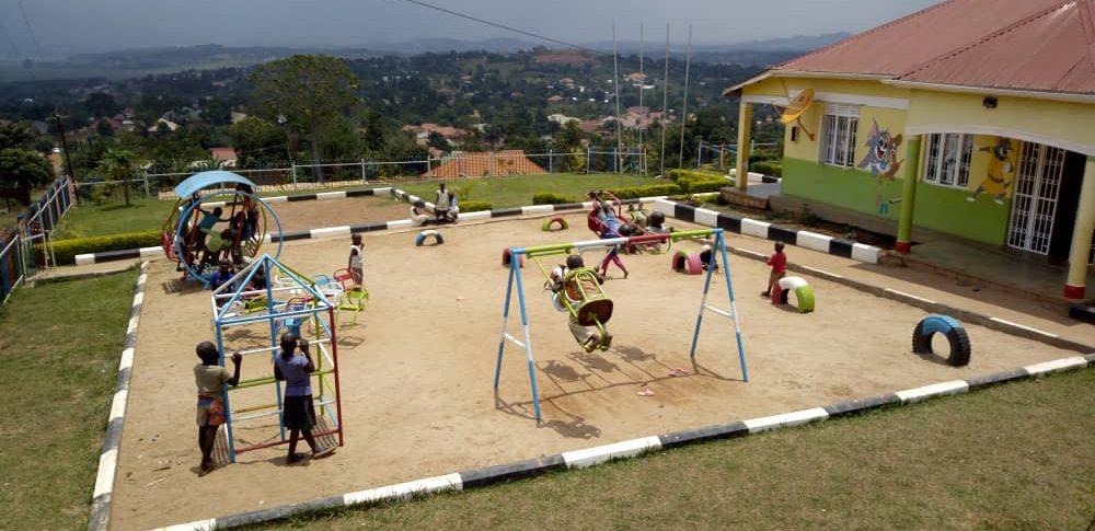 Kampala, Uganda CPC playground