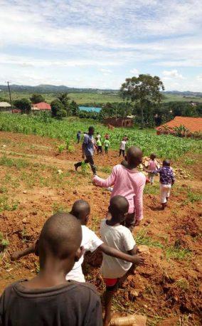 Kampala, Uganda - CPC Farm