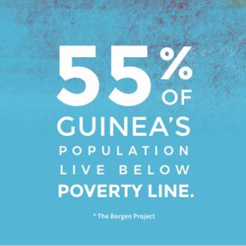 Guinea Poverty Line Statistic