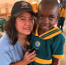 AFO Volunteer - Enliza Beth