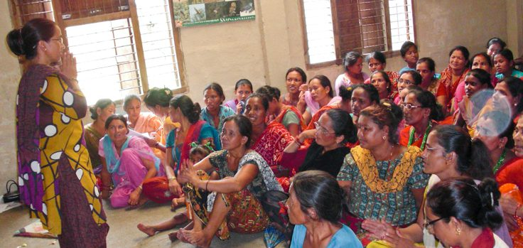 AFO Impact - Nepal - Educational Outreach