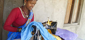 AFO Impact - Nepal - Sewing