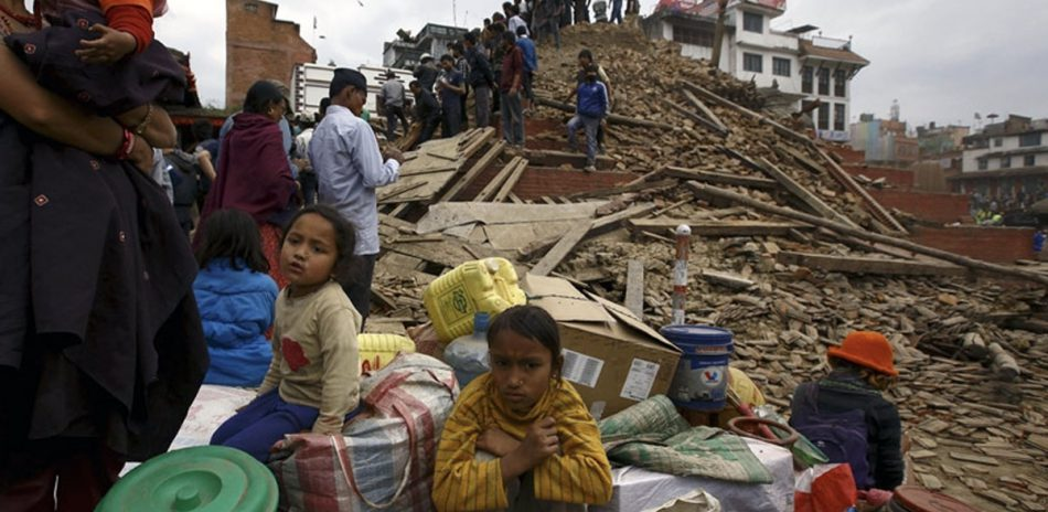 AFO Impact - Nepal - Family disposed from Gorkha Earthquake