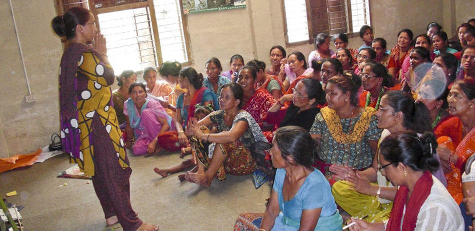 AFO Impact - Nepal - Women's Education