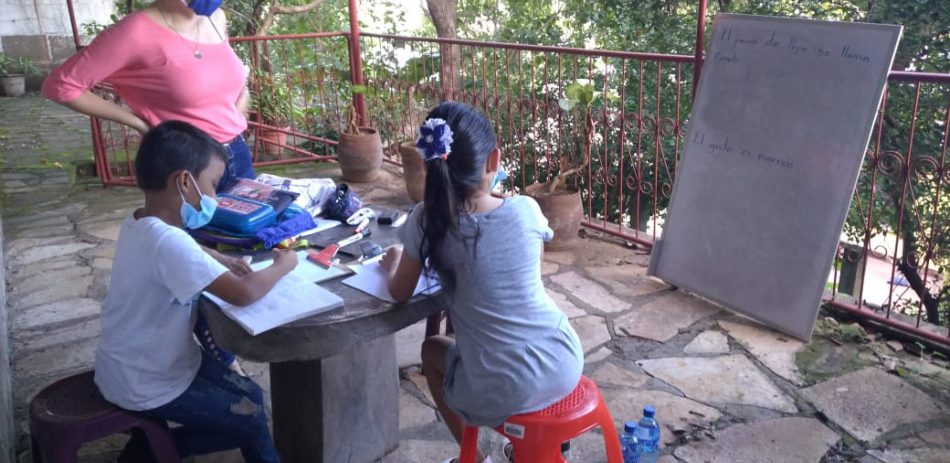 AFO - Nicaragua - Tutoring Center