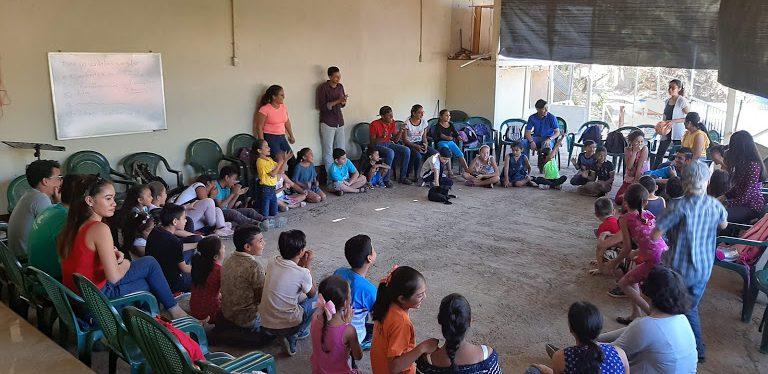 AFO Nicaragua - Acitivity Day